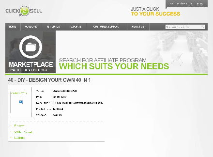 40 - DIY - Design your own 40 in 1 discount coupon