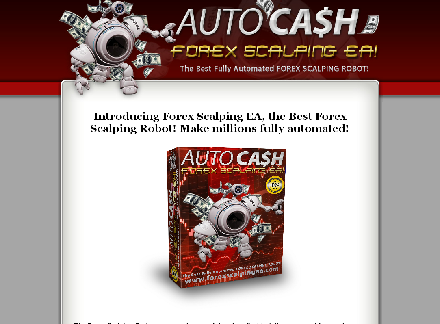 Forex Scalping Robot STANDARD Package discount coupon